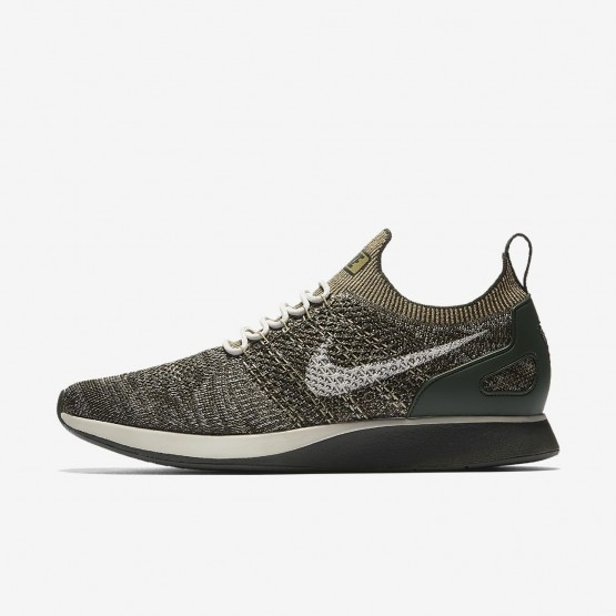 Mens Sequoia/Light Bone/Neutral Olive Nike Air Zoom Lifestyle Shoes 918264-301