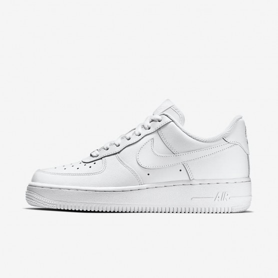 Nike Air Force 1 Lifestyle Shoes For Women White 315115-112