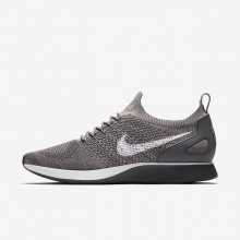 Chaussure Casual Nike Air Zoom Homme Grise/Grise Foncé/Blanche 918264-009