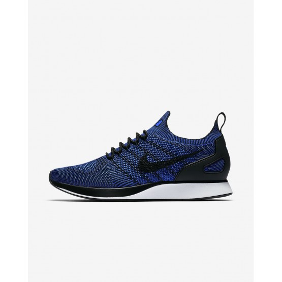 Mens Black/White/Racer Blue Nike Air Zoom Lifestyle Shoes 918264-007