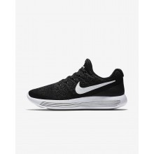Womens Black/Anthracite/White Nike LunarEpic Low Running Shoes 863780-001