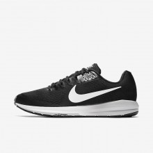 Nike Air Zoom Running Shoes For Men Black/Wolf Grey/Cool Grey/White 904695-001