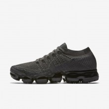 Womens Midnight Fog/Black/College Navy/Multi-Color Nike Air VaporMax Running Shoes 849557-009