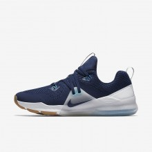 Nike Zoom Train Command Trainingsschuhe Herren Blau/Platin/Weiß 922478-400