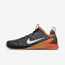 Nike Metcon DSX Training Shoes For Men Black/Hyper Crimson/Light Carbon/White 924423-005