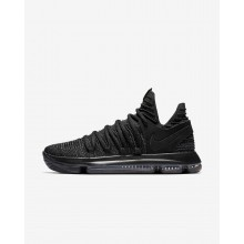 Nike Zoom KDX Basketball Shoes For Women Black/Dark Grey 897815-004