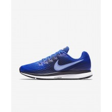 Mens Hyper Royal/Obsidian/Royal Tint/Royal Pulse Nike Air Zoom Running Shoes 880555-409