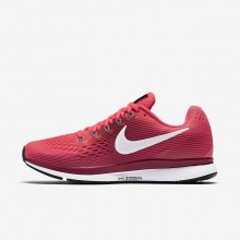 Nike Air Zoom Running Shoes For Women Racer Pink/Vast Grey/Atmosphere Grey/Gunsmoke 880560-605