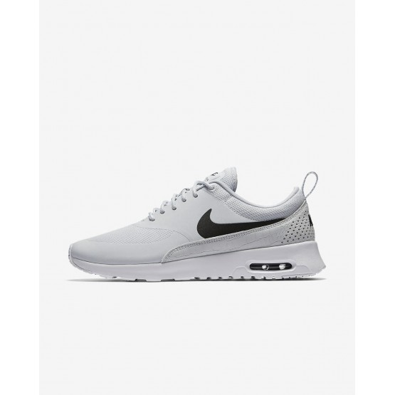 Nike Air Max Thea Lifestyle Shoes For Women Pure Platinum/White/Black 599409-022