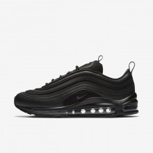 Womens Black Nike Air Max 97 Lifestyle Shoes 917704-007
