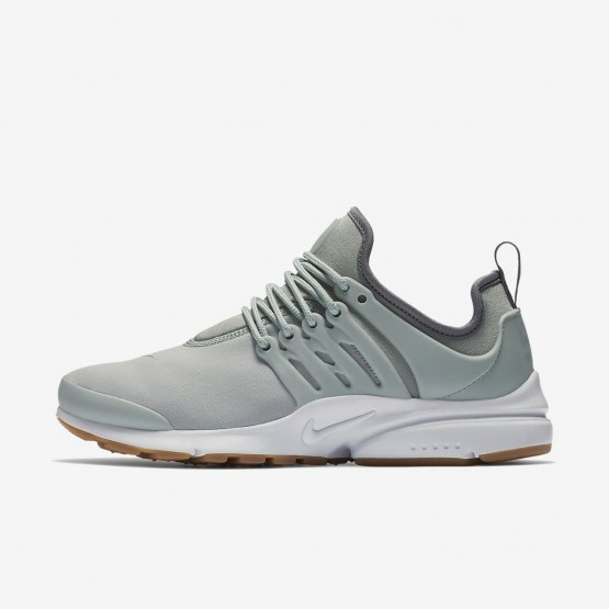 Nike Air Presto Lifestyle Shoes For Women Light Pumice/Gunsmoke/Gum Light Brown 878068-011