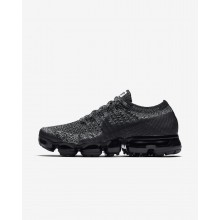 Womens Black/White/Racer Blue Nike Air VaporMax Running Shoes 849557-041