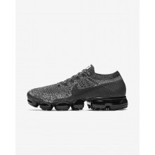 Mens Black/White/Racer Blue Nike Air VaporMax Running Shoes 849558-041