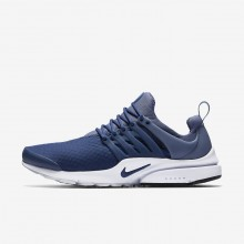 Nike Air Presto Lifestyle Shoes For Men Navy/Diffused Blue/Black 848187-406