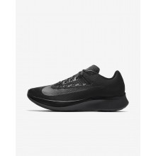 Mens Black/Anthracite Nike Zoom Fly Running Shoes 880848-003