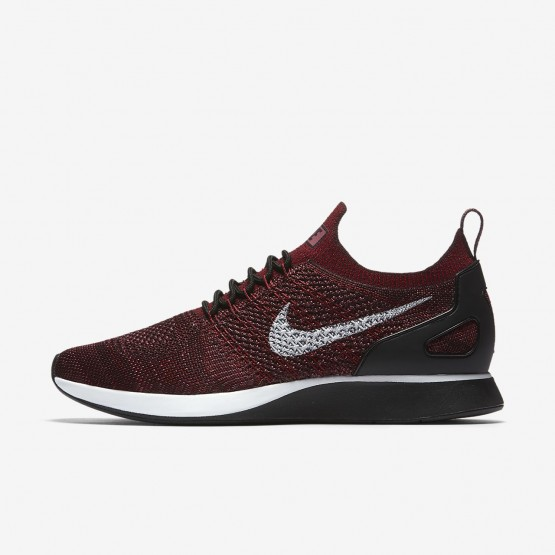 Mens Deep Burgundy/Team Red/Vintage Wine/Pure Platinum Nike Air Zoom Lifestyle Shoes 918264-600