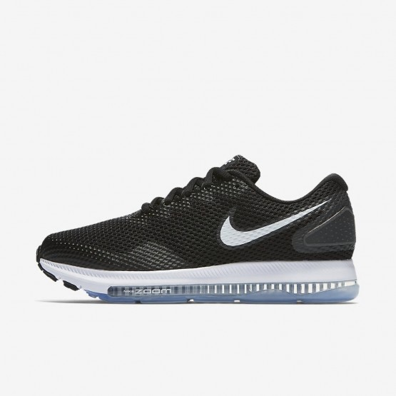 Womens Black/Anthracite/White Nike Zoom All Out Running Shoes AJ0036-003