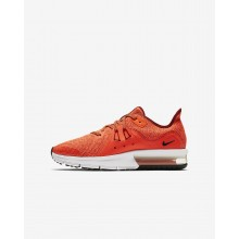 Zapatillas Running Nike Air Max Sequent Niño Rojas/Blancas/Negras 922884-600