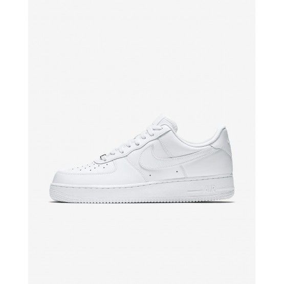 Chaussure Casual Nike Air Force 1 Homme Blanche 315122-111