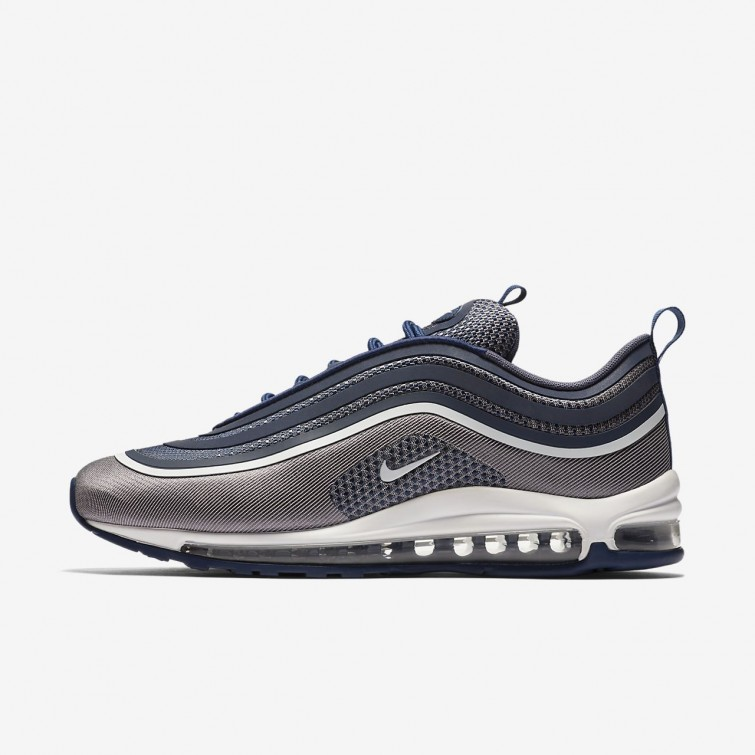 0ceb40be386 Nike Air Max 97 Casual Schoenen Heren Donkerblauw/Licht/Wit 918356-402