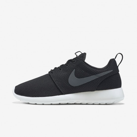 Mens Black/Sail/Anthracite Nike Roshe One Lifestyle Shoes 511881-010