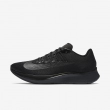 Womens Black/Anthracite Nike Zoom Fly Running Shoes 897821-003