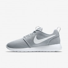 Nike Roshe One Lifestyle Shoes For Men Wolf Grey/White 511881-023