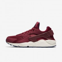 Nike Air Huarache Lifestyle Shoes For Men Team Red/Navy/Sail 318429-608