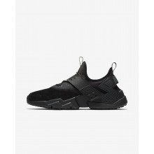 Nike Air Huarache Lifestyle Shoes For Men Black/White/Anthracite AH7335-001
