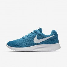 Nike Tanjun Lifestyle Shoes For Women Neo Turquoise/White 812655-405