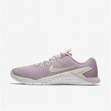 Womens Particle Rose/Summit White/Opal Nike Metcon 4 Training Shoes 924593-600