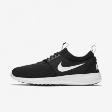 Womens Black/White Nike Juvenate Lifestyle Shoes 724979-009