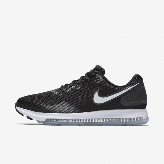 Mens Black/Anthracite/White Nike Zoom All Out Running Shoes AJ0035-003