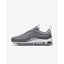 Womens Atmosphere Grey/Gunsmoke/Summit White Nike Air Max 97 Lifestyle Shoes AH6805-001