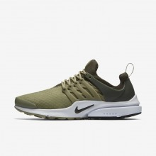 Nike Air Presto Lifestyle Shoes For Men Neutral Olive/Cargo Khaki/Black 848187-201