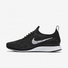 Womens Black/Dark Grey/White Nike Air Zoom Lifestyle Shoes AA0521-006