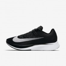 Nike Zoom Fly Running Shoes For Women Black/Anthracite/Wolf Grey/White 897821-001