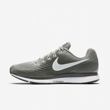 Womens Dark Stucco/Sequoia/Black/Barely Grey Nike Air Zoom Running Shoes 880560-007