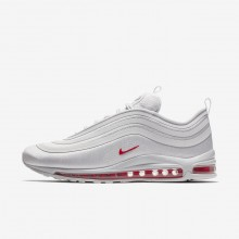 Chaussure Casual Nike Air Max 97 Homme Grise/Orange/Grise AH9947-002