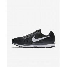 Mens Black/Dark Grey/Anthracite/White Nike Air Zoom Running Shoes 880555-001