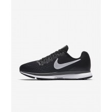 Womens Black/Dark Grey/Anthracite/White Nike Air Zoom Running Shoes 880560-001