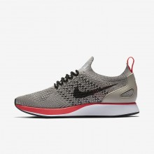 Womens String/White/Solar Red/Black Nike Air Zoom Lifestyle Shoes 917658-200