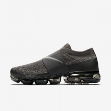 Mens Midnight Fog/Legion Green/Black/Dark Stucco Nike Air VaporMax Running Shoes AH3397-013