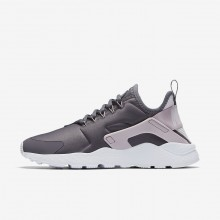 Nike Air Huarache Lifestyle Shoes For Women Gunsmoke/Particle Rose/White/Vast Grey 819151-016