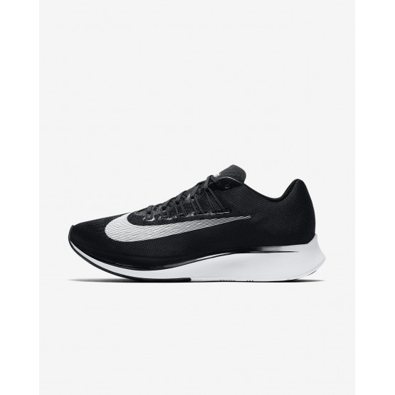 Mens Black/Anthracite/White Nike Zoom Fly Running Shoes 880848-001
