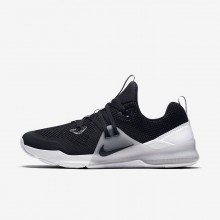 Mens Black/White Nike Zoom Train Command Training Shoes 922478-003