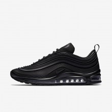 Mens Black/Anthracite Nike Air Max 97 Lifestyle Shoes AH7581-002